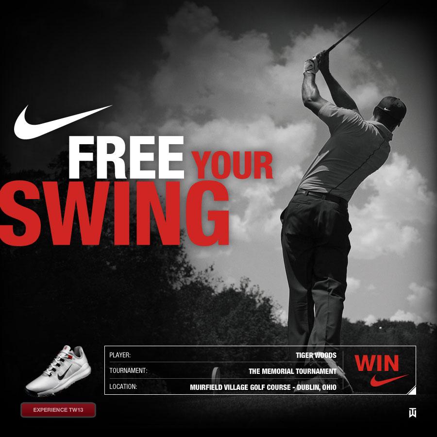 Bijeg Iz Zatvora Zacinjeno Basta Nike Golf Ad Creativelabor Org
